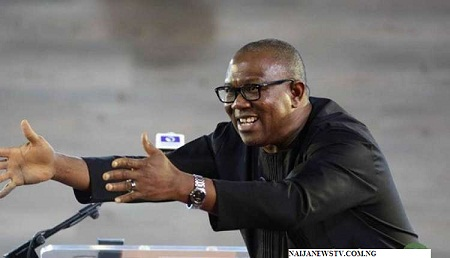 Image result for It's important for all Nigerians to be involved in anti-corruption fight, says Peter Obi