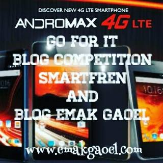 Go For It Blog Competition