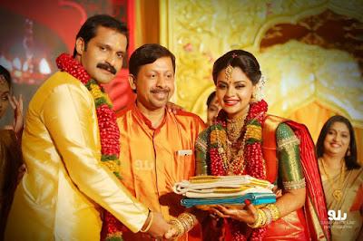 Shilpa Bala wedding