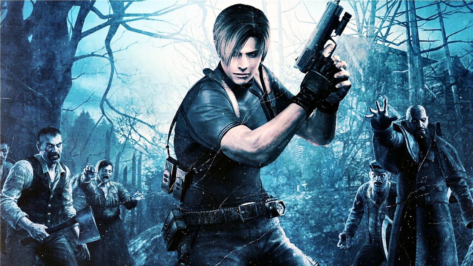 Download - Resident evil 4 V1.1 apk   Androids Ligados apk gratis