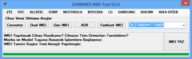 DARKMED IMEI Tool V2 0 ~ DARKMED ELECTRONICS