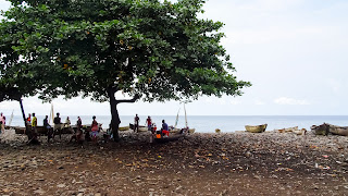 Sao Tome people life together
