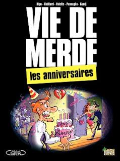 VDM - Vie De Merde - Les anniversaires