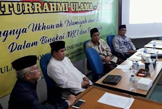 Fitnah jika Perppu Ormas Anti Islam, MUI Jakarta: Perppu Ormas Sudah Melalui Kajian Mendalam