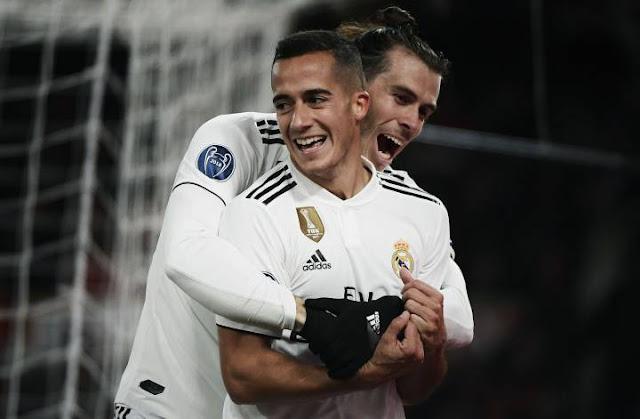 Gareth Bale And Varane Real Madrid Vs Roma
