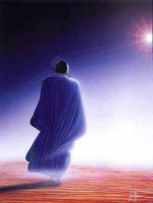 Le vertige identitaire dans Communauté spirituelle jesusdesert-homme-vision2