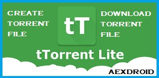 tTorrent - ad free 1.6.1 Apk - Create Torrent File with Andorid