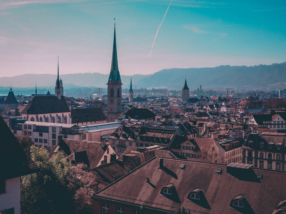 zurich - blog voyage - laquotidiennedele - université