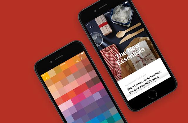 Pantone crea una herramienta para usar el color del mundo real