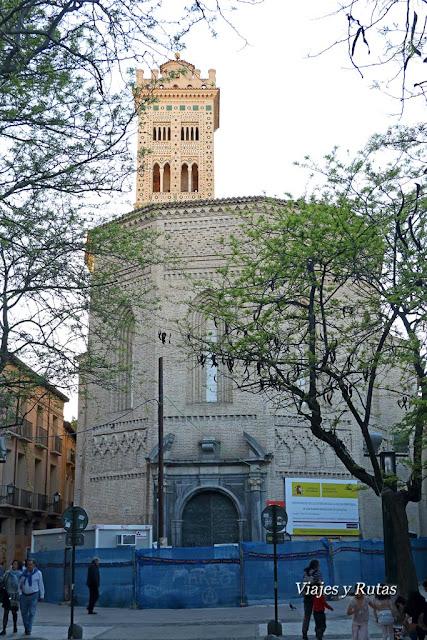 Iglesia Santa María Magdalena de Zaragoza