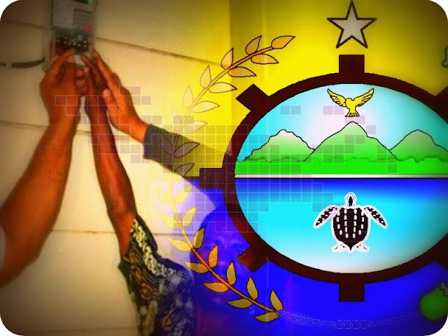 PLN Wujudkan Papua Terang 2020 di Tambrauw