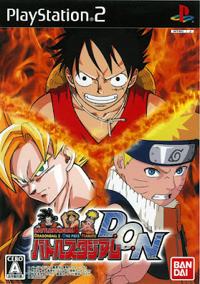 Battle Stadium D.O.N PS2 GAME ISO