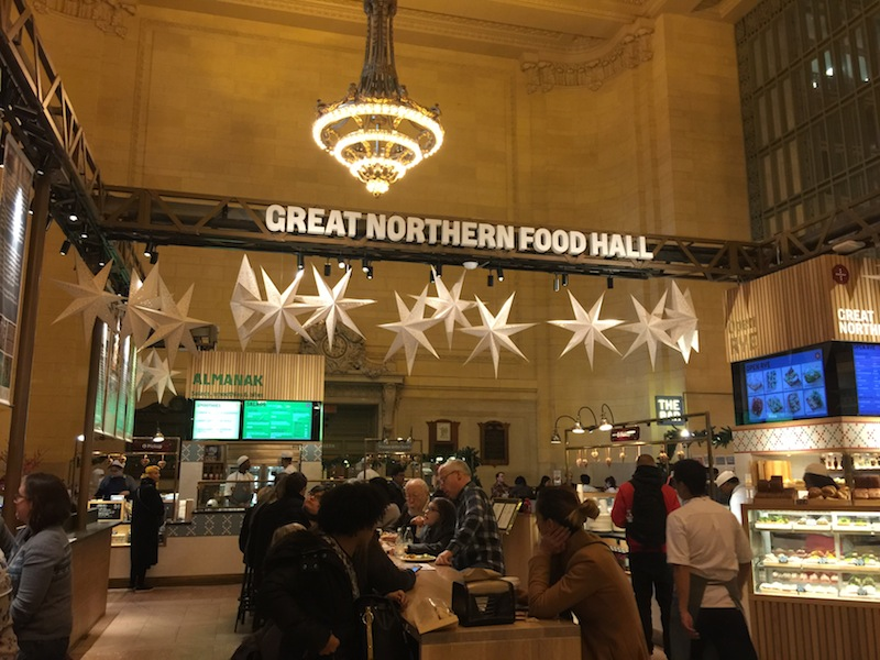 A Map and Overview of NYC Food Halls and Markets