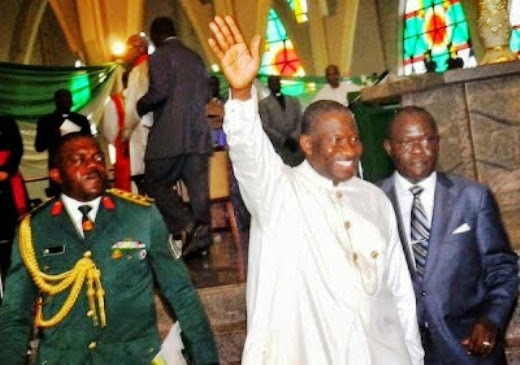 President Jonathan Urges Nigerians To Pray For Buhari