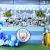 Festa de Aniversário Manchester City!