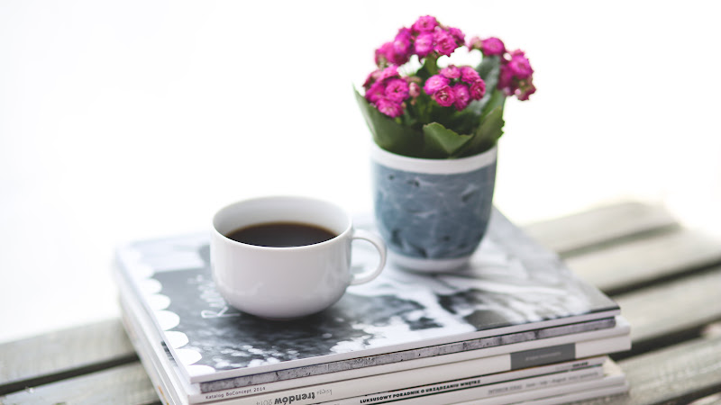 2 Drink - Coffee & Magazines