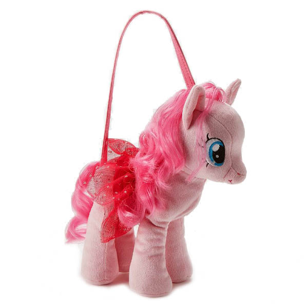 My Little Pony Pinkie Pie Plush Purse