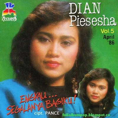 Koleksi Lagu Mp3 Dian Piesesha Full Album Terlengkap
