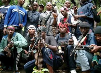 niger delta avenger blows oil pipeline
