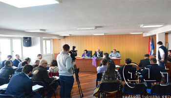 Zbog izvanrednih vremenskih okolnosti na području općine Ljubuški Tihomir Kvesić sazvao VIII. izvanrednu sjednicu Općinskog vijeća Ljubuški
