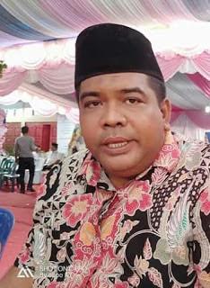 Zaid Harahap Kepala Dinas PMD Kabupaten Labuhanbatu Sumbang 1 Unit Sepeda