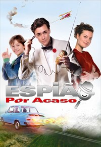 Espião Por Acaso Torrent (2018) WEB-DL 720p Dublado – Download Torrent