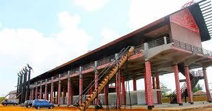 Keunikan-Rumah-Adat-Kalimantan-Barat-Rumah-Panjang