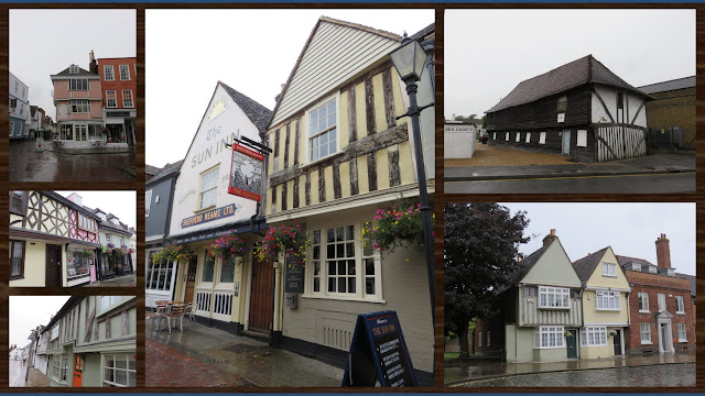 Eight Things to See in Faversham and Rochester on a Weekender Rail Ticket - Half-Timbered Homes