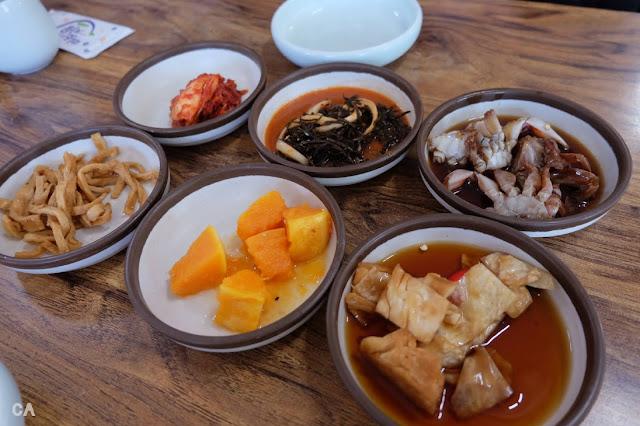Haeoreum Korean Restaurant Jeju Korea Curitan Aqalili