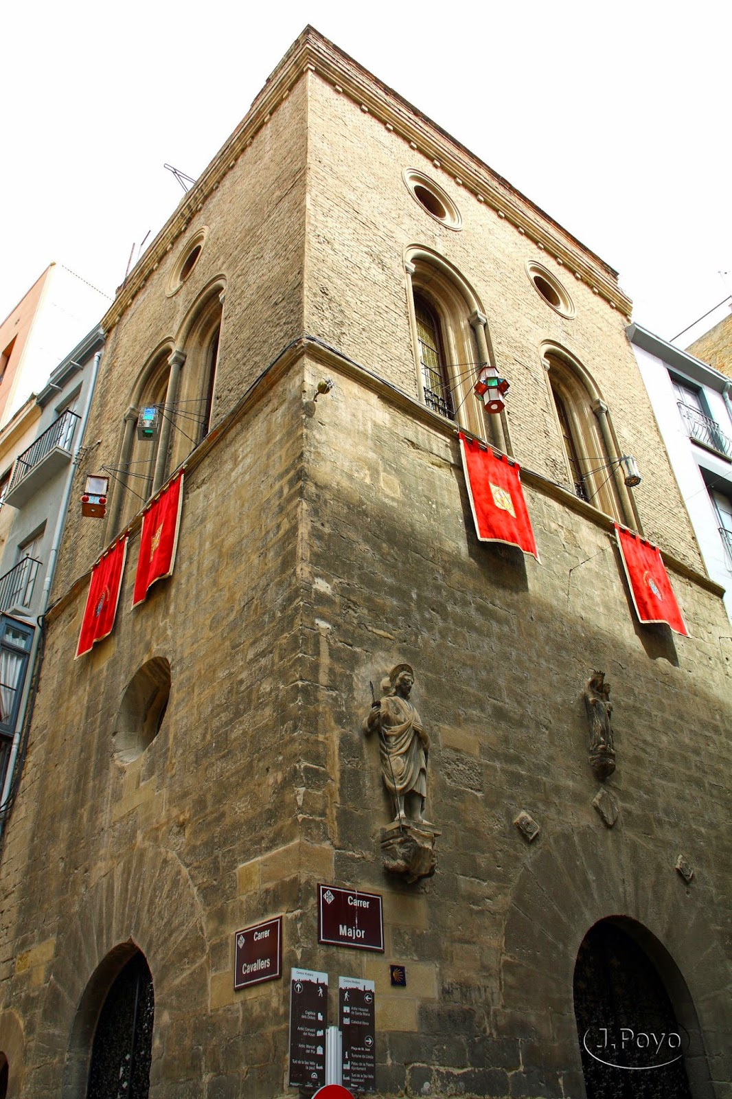 Capilla de Sant Jaume o Peu del Romeu