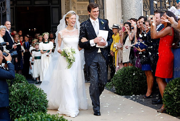 Prince Amedeo and Princess Elisabetta of Belgium welcome first child. Congratulations to Prince Amedeo and his wife Princess Elisabetta. wedding, tiara, weddings dresses