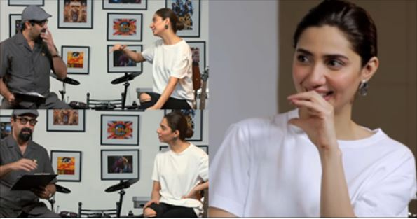 Mahira Khan Ridiculously funny Interview with Wajahat Rauf