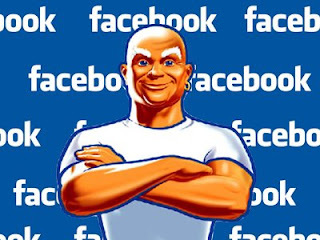 Cadena de Humor : Limpieza de Facebook
