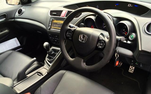 2016 Honda Civic Tourer 1.8 i-Vtec Review