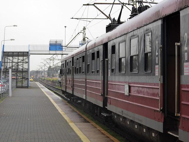 Znalezione obrazy dla zapytania krzeszowice stacja kolejowa