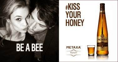 Streetcom kampania Metaxa Honey