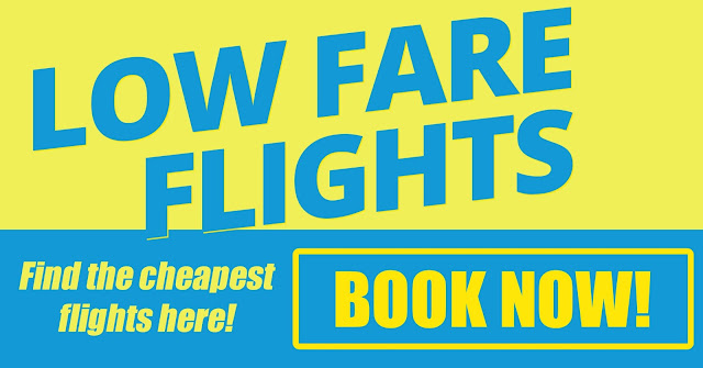 low fare flights