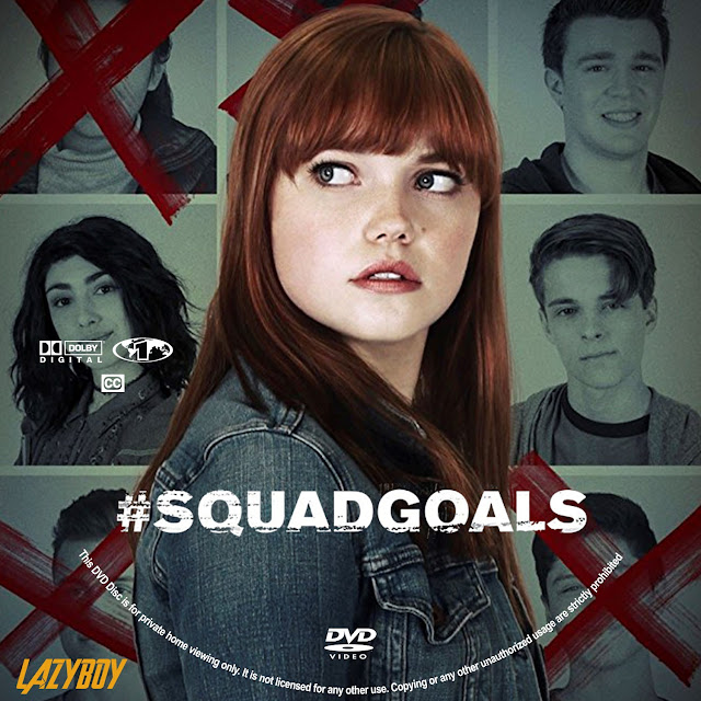 Squadgoals DVD Label
