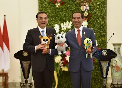 Presiden Jokowi: PM Le Keqiang Sanggupi Tambahan Ekspor Sawit 500.000 Ton - Info Presiden Jokowi Dan Pemerintah