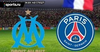 Марсель – ПСЖ прямая трансляция онлайн 28/10 в 23:00 по МСК.