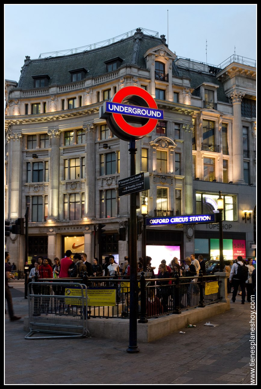Londres Oxford Circus (London)