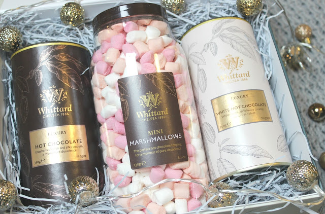 Whittard of Chelsea Classic Hot Chocolate Gift Box Review