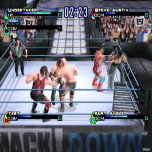 download wwf just bring it pc game full version free