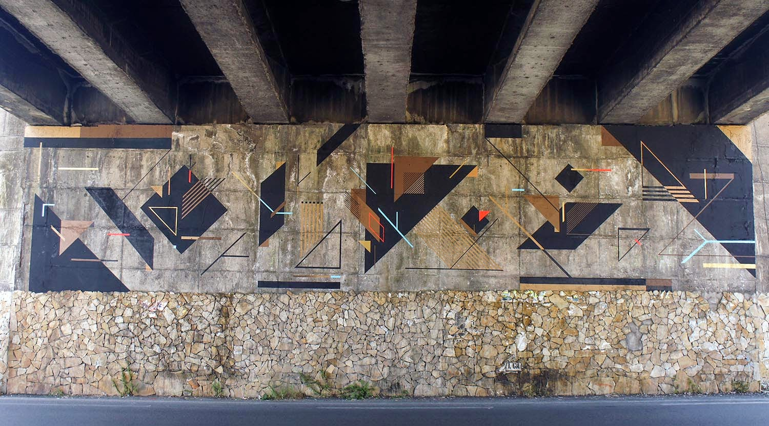 Polish muralist Seikon was also invited to paint for the newest edition of the Emergence Festival in Giardini Naxos, Sicily.