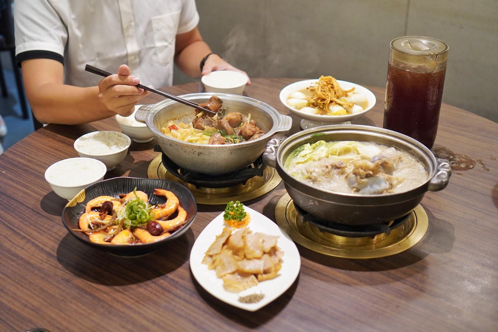 台南東區美食【廚房有雞花雕雞】餐點介紹