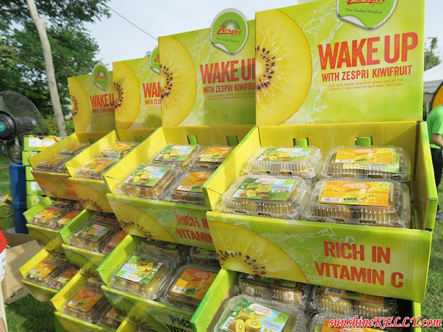 Zespri SunGold Kiwifruit, Zespri SunGold Kiwifruit, Wake Up With Zespri