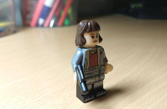 Кира фигурка лего Звездные войны Хан Соло купить