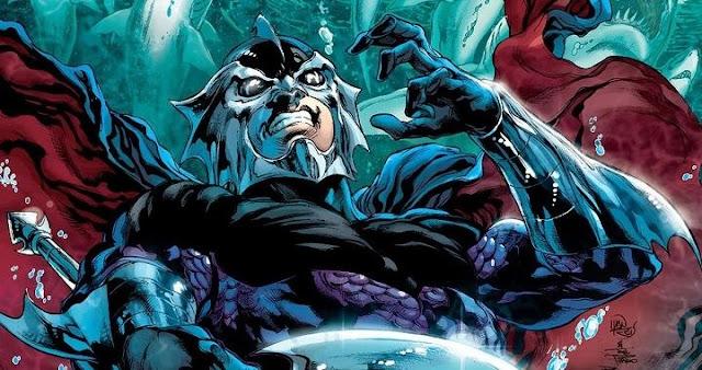 Patrick Wilson interpreta a Orm Marius en Aquaman