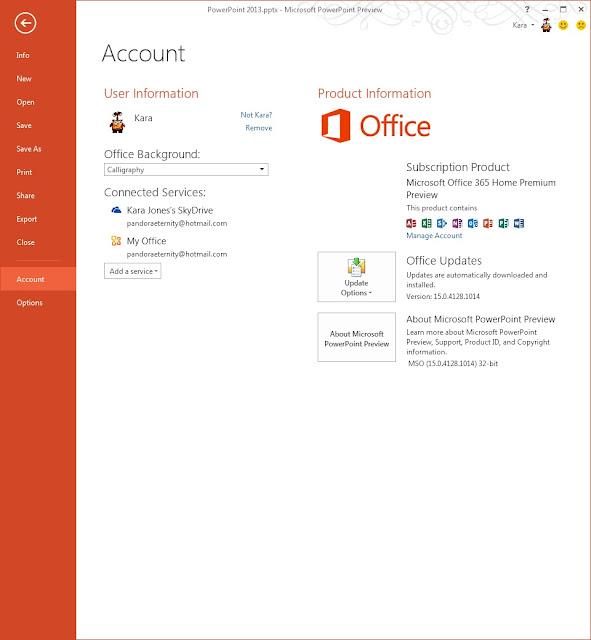 Microsoft Office 2013 Review - zzzFree