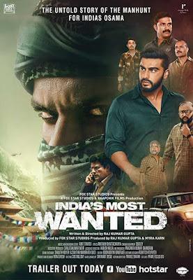 Poster India's Most Wanted 2019 Hindi HD 720p